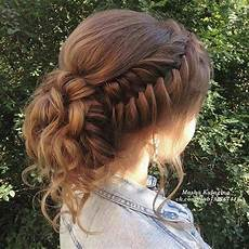 21 braided bun hairstyles that you would love to try sensod