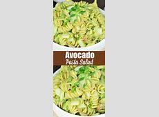 cucumber cilantro pasta salad_image