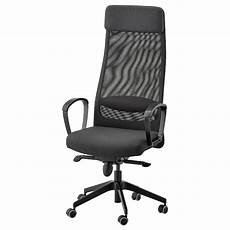 Markus Office Chair Vissle Gray Ikea