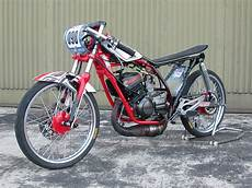 Rx K Modif by The Best Motor Modification Modifikasi Motor Rxz Drag