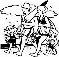 vacanze da colorare immagini gif animate clipart 100