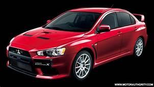 Mitsubishi Confirms Lancer Sportback GTS And Ralliart For US