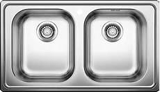 lavello cucina 2 vasche lavello cucina 2 vasche blanco incasso 86 cm acciaio