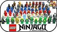 brickqueen lego ninjago ultimate complete minifigure