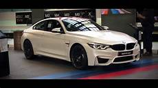 Bmw M4 0 100 - 2018 bmw m4 coupe m competition package in matte white