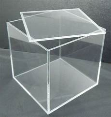 clear acrylic box with lid buy plexiglass display box acrylic project in 2019