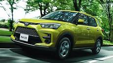 toyota raize 2020 detailed another japanese small suv