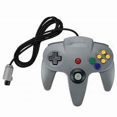 new n64 console gray controller system for nintendo 64 n64 new