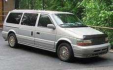 Town Und Country - chrysler town country
