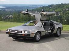 Top Ten Supercars From The 1980s