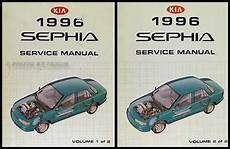 what is the best auto repair manual 1996 infiniti j seat position control 1996 kia sephia repair shop manual 2 volume set original