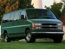 1998 Chevrolet Express 2500 Reviews Specs And Prices
