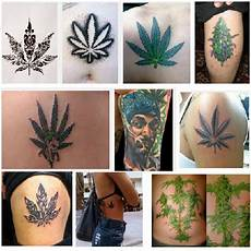 10 best weed tattoo designs to try this season