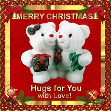 merry christmas hugs for you with love pictures photos and images for facebook