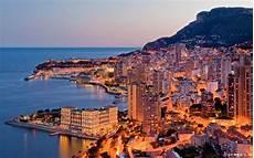Warm City Lights In Monaco Crevisio Branding