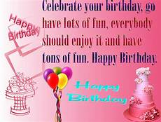 Happy Birthday Sayings Wallpaper