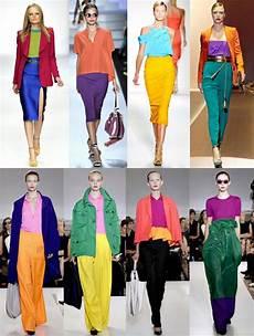 Color Blocking Fashionistarchitect Fashion
