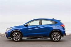2019 Honda Hr V New Car Review Autotrader