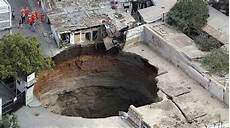 sinkholes survival life tips how to prepare for the worst