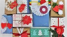 Geschenke Verpacken Weihnachten - 10 creative gift wrapping ideas wrapping gifts