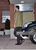 Spanish Royals Visits King Juan Carlos At Hospital  Getty
