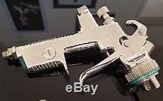 satajet 2000 sata 2000 hvlp digital spray gun great condition
