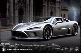Falcon Motor Sports  The American Super Car F7