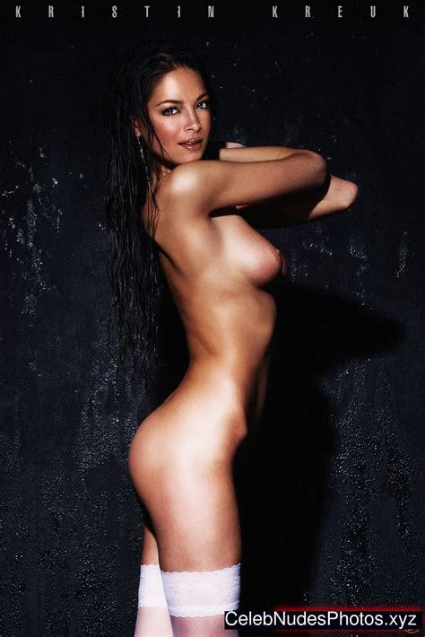 Kristin Kreuk Nude Pics