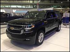 2020 Chevy Tahoe Redesign And Changes Exterior