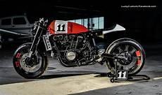 Honda Magna 750 Cafe Racer