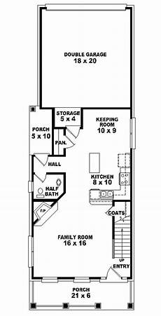 house plans for narrow lots with rear garage narrow lot house plans with side garage plougonver com
