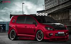 Vw Cross Touran By Praveen897 On Deviantart