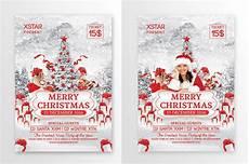 merry christmas flyer creative photoshop templates creative market