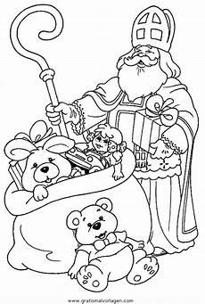 Malvorlagen Nikolaus Quest Nikolaus 2 Gratis Malvorlage In Weihnachten