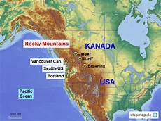 westkanada nordwest usa apoe landkarte f 252 r kanada