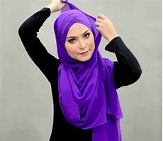 Cara Memakai Jilbab Modern Terbaru Cara Memakai Jilbab