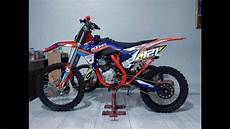 Jupiter Mx Modif Trail by 100 Jupiter Mx Modif Trail Ktm Terbaik Bayem Motor
