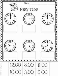 telling time by the hour worksheets for kindergarten 3602 time telling time to the hour printables freebie tpt