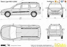 Dacia Logan Mcv 2006 On Motoimg
