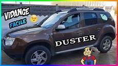 Dacia Duster Vidange Et Changement De Tous Filtres