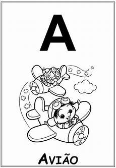 desenhos do alfabeto colorir colorirdesenhosonline