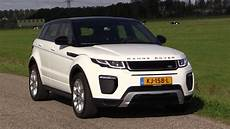 Range Rover Evoque 2017 Drive In Depth Review