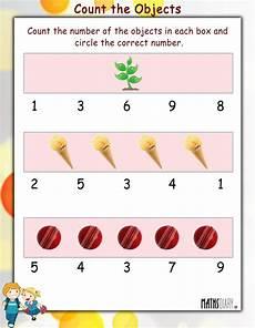 mental maths lkg math worksheets page 3