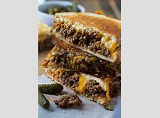 Sloppy Joe Grilled Cheese   Spicy Southern Kitchen