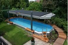 pool selbst gebaut pool heizung und schwimmbecken viel geld sparen durch