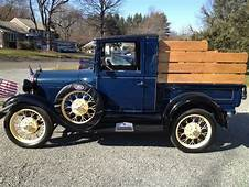 Sell Used 1929 Ford Model A Pick Up Truck Quarter Ton In