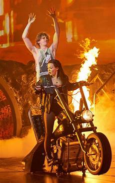 Musical Bat Out Of Hell - bat out of hell musical brings loaf s 70s hit album