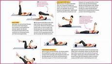 Bauch Weg übungen Für Zuhause - flacher bauch mit pilates fitness