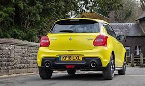 Suzuki Swift Sport 2018 REVEALED  UK Price Specs
