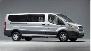 12 Passenger Extended Van Rentals In Boston  Peter Fuller